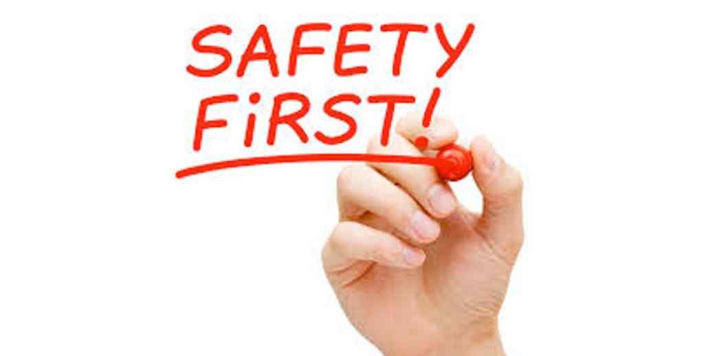 Safe Handling of Tools