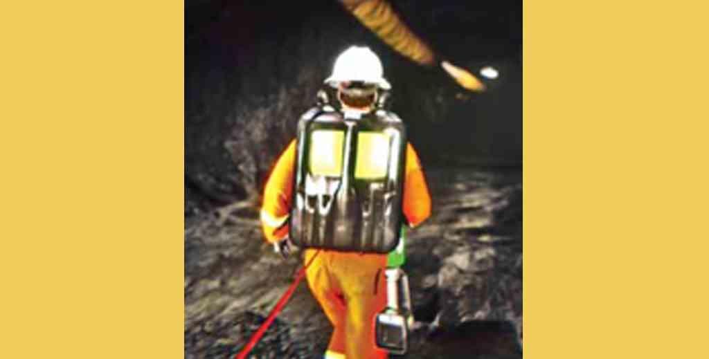 Mine Rescue Lightening the Load